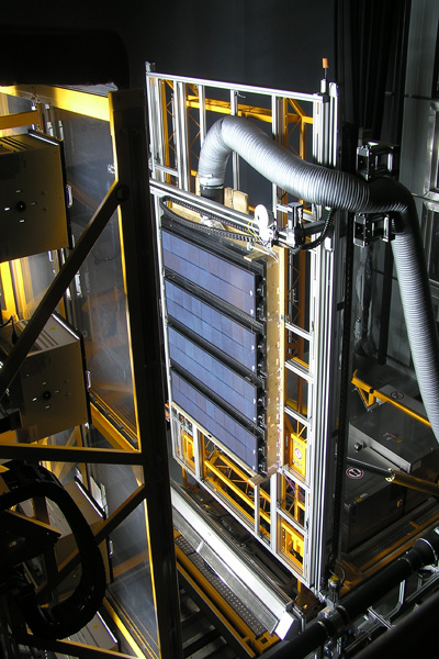 Solar Simulator at Concordia University