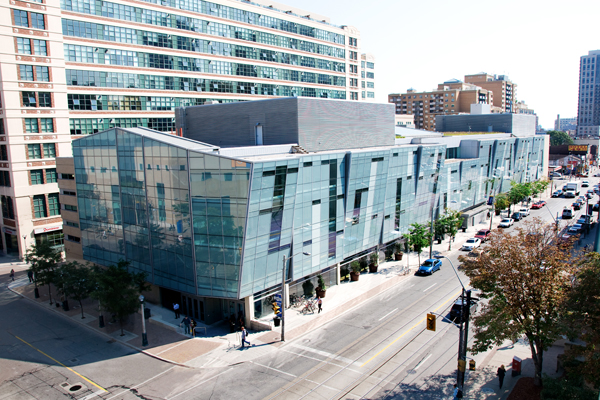Ryerson University Faculty of Engineering, Architecture and Science